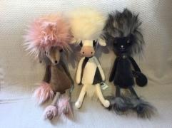 Jellycat Swellegants, Cat, Cow, Poodle (£21.99 each)