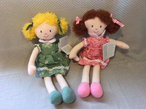 Rag Dolls (£9.99 each)
