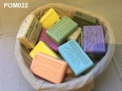Marseilles Vegetable soaps £2.99