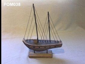 Model Ketch (31x23 cm) £17.30