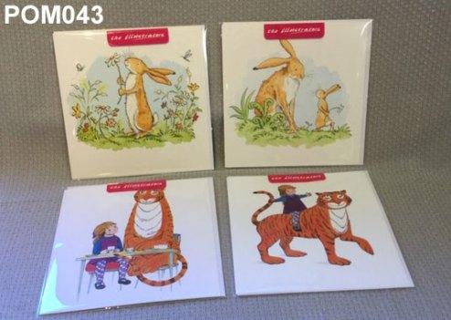 Illustrators £2.75 ea.